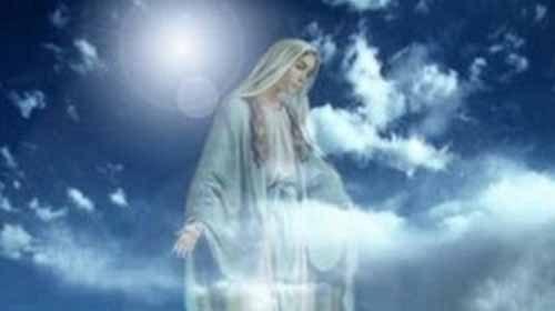 le apparizioni mariane