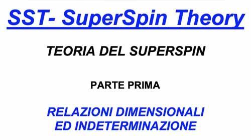 teoria super spin 1